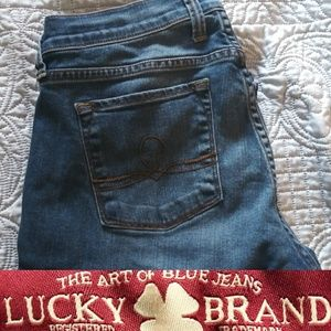 Lucky Brand Light Blue 8/29 Regular Jeans